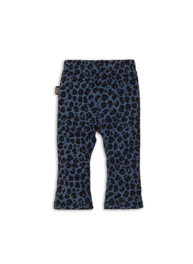 Broek Flaired Blue