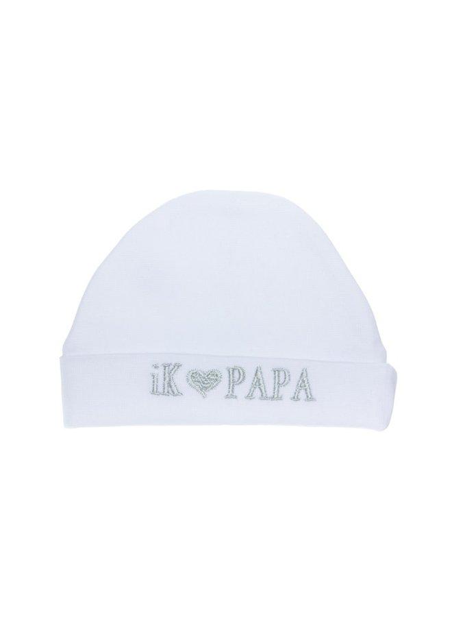 Mutsje I love Papa Wit