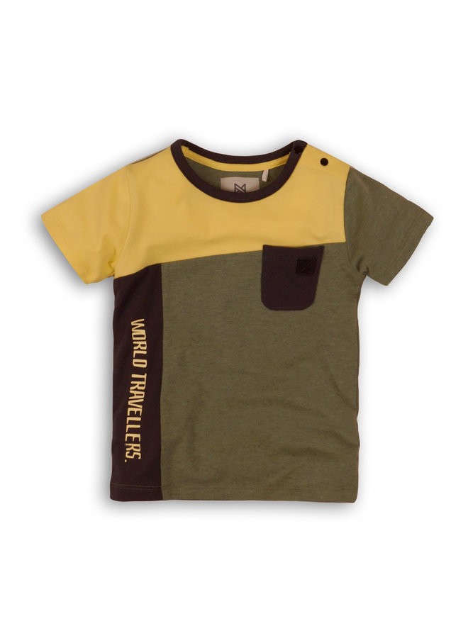 Baby Shirtje Army Melee