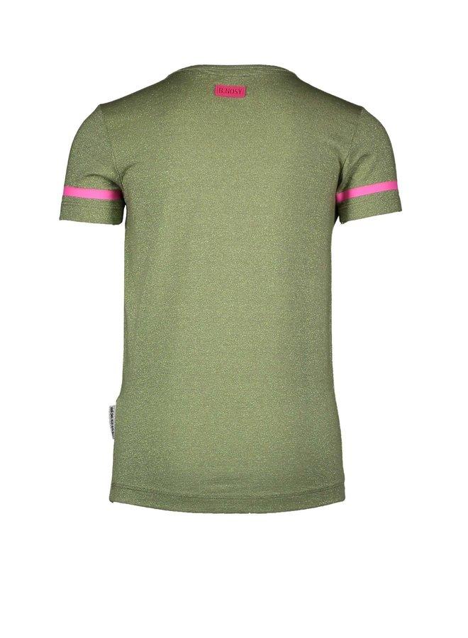 Shirt met Koord detail Marmaid