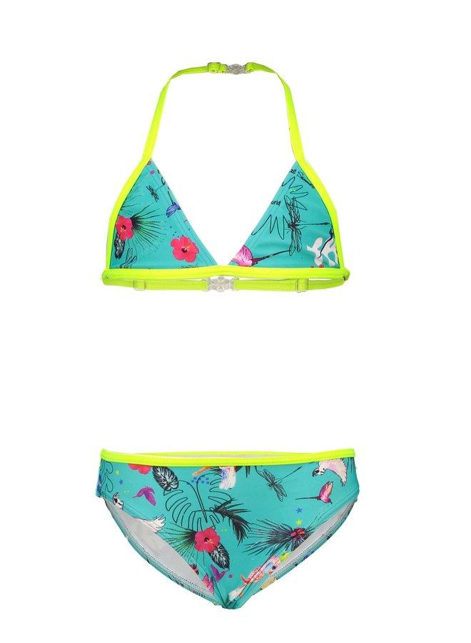 Girls Triangle Bikini Birdy