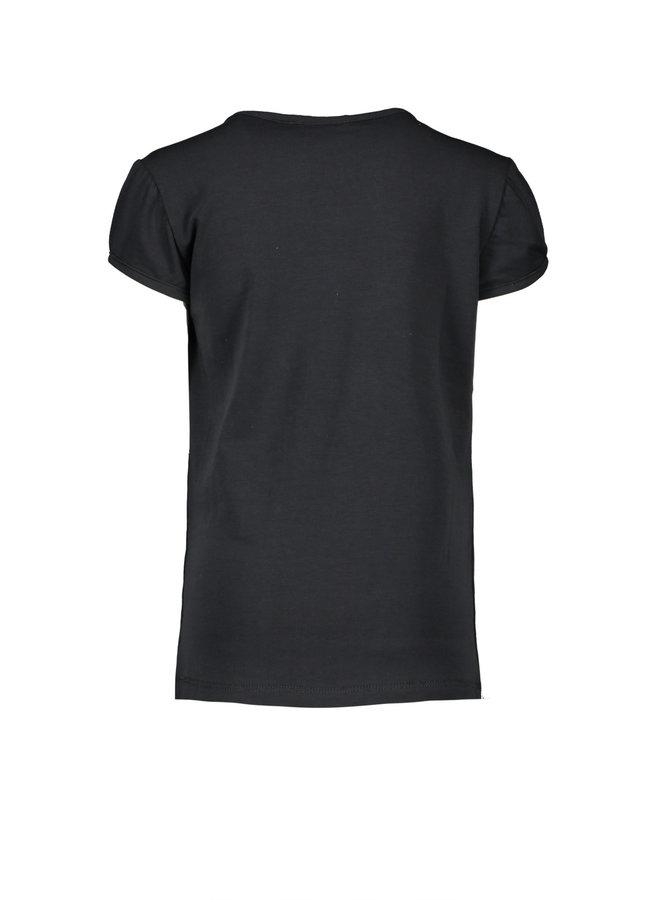 Kamsi Shirt Tres Cool Nearly Black