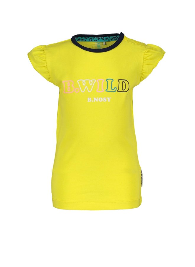 T-Shirt B.Wiild Lemon