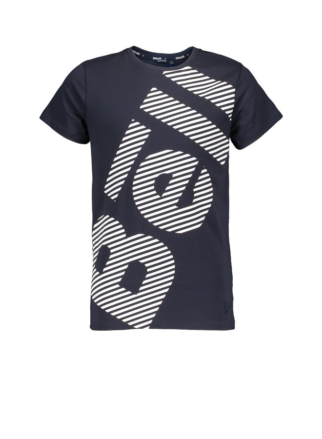KarstB T-shirt Navy blazer