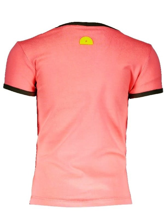 Shirt Bright Salmon