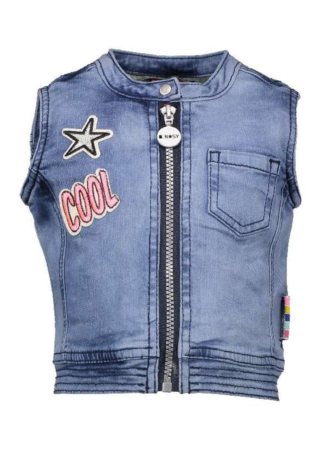B.Nosy Gilet Denim COOL