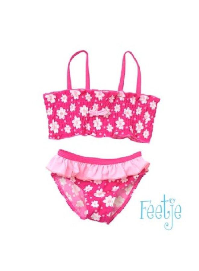 Bikini Flowers Roze