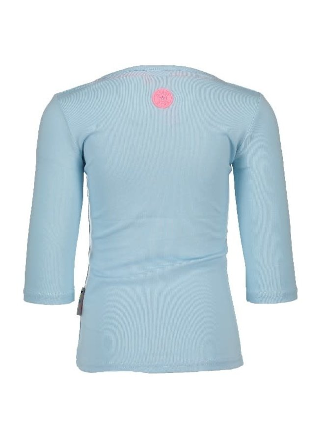 Shirt Rollerskate Blue