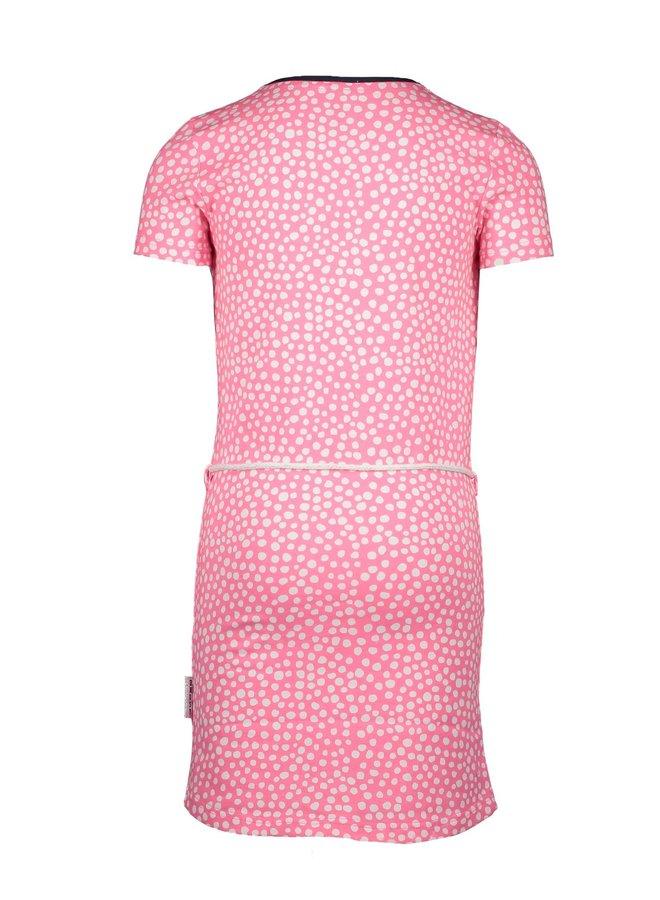 Jurk Dots Pink Lollypop