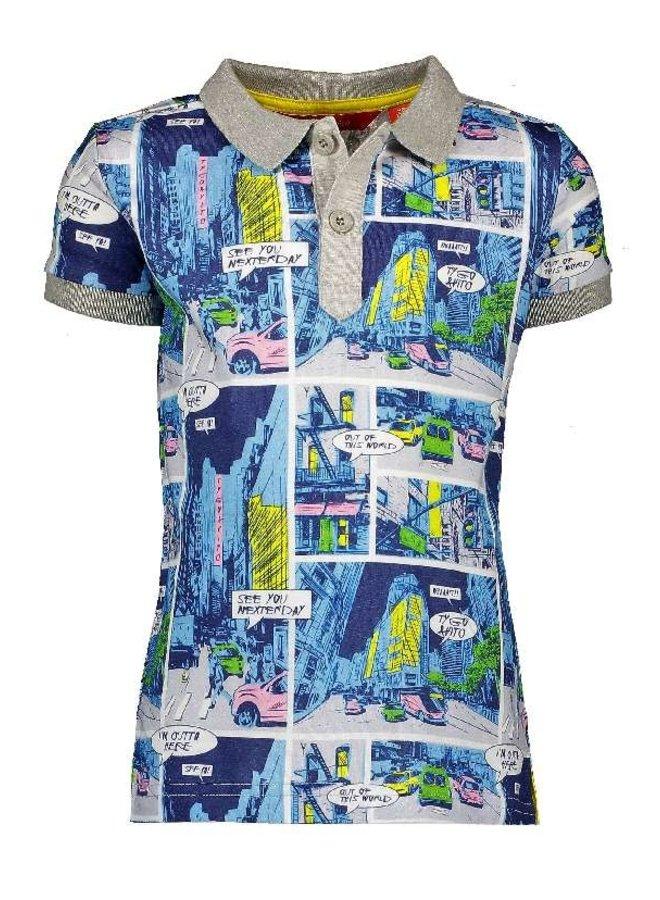 Poloshirt Strip