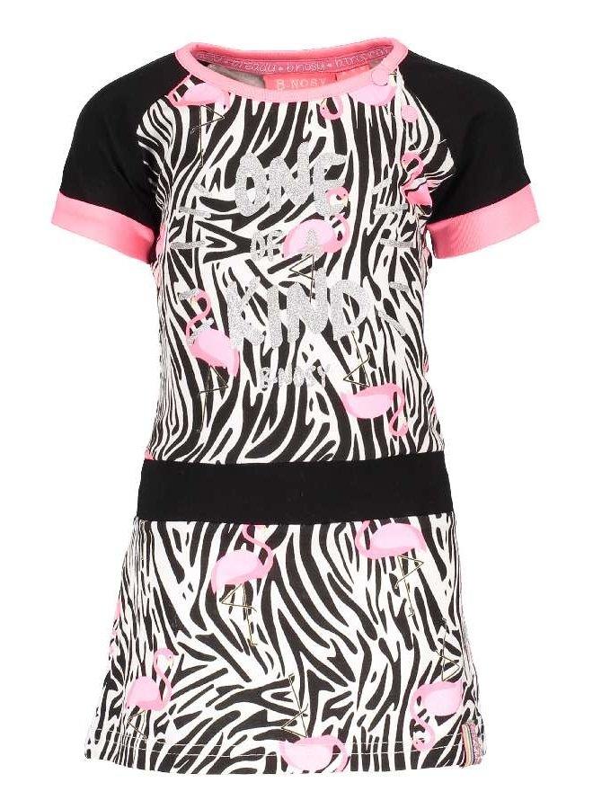 Jurk Flamingo Zebra