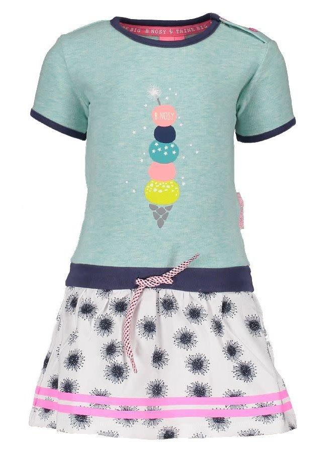 Jurk Ice cream Mint Melee