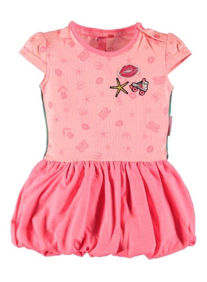 Jurk Bunny Pink