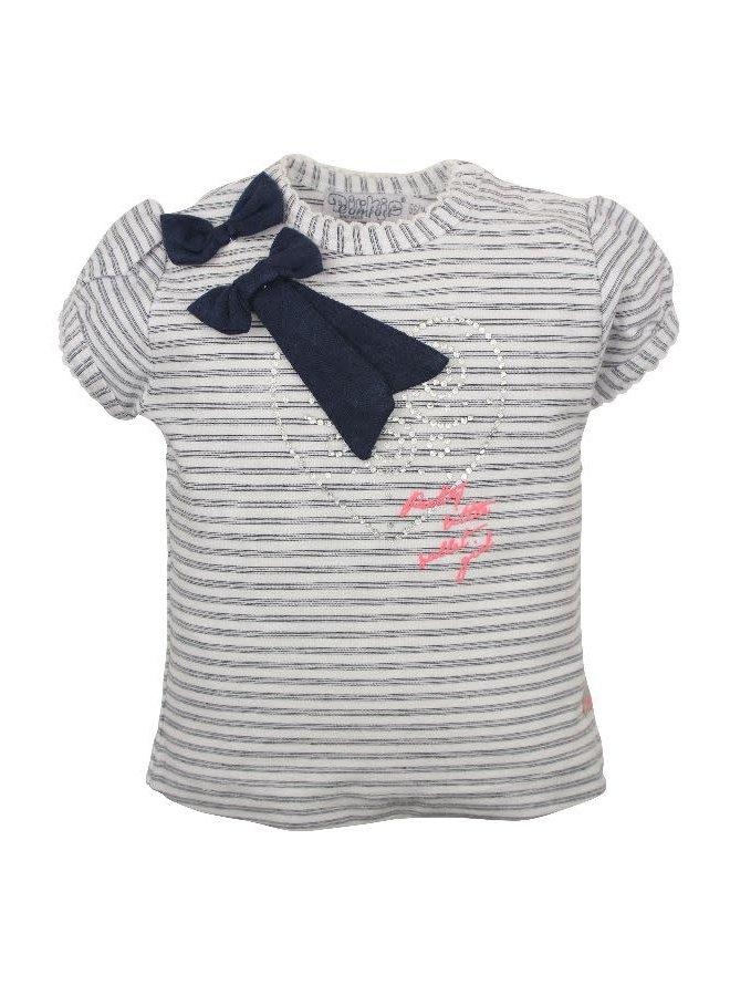 Ballet Shirt Strik Marine Streep