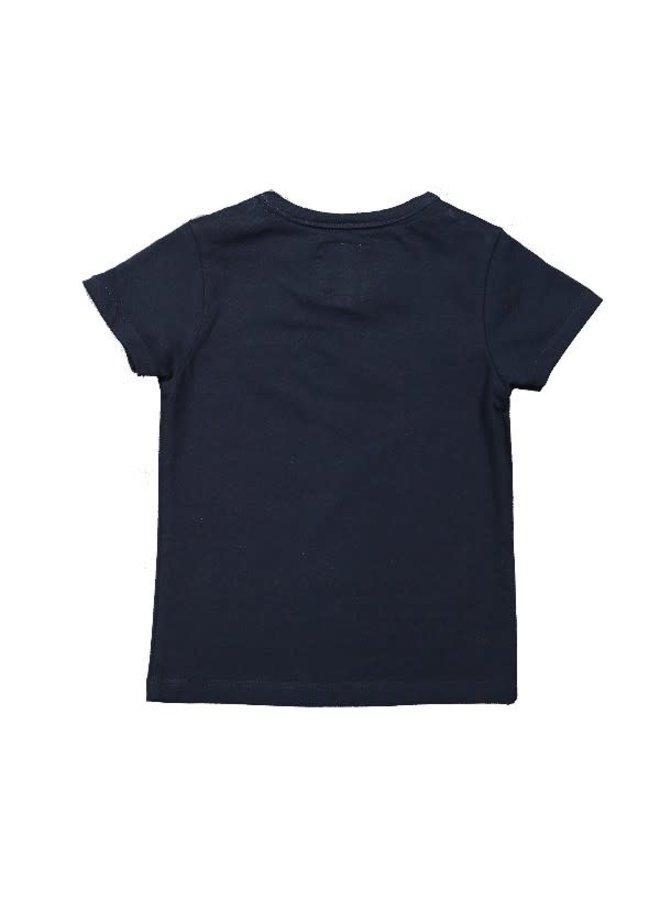 T-Shirt Happy Marine
