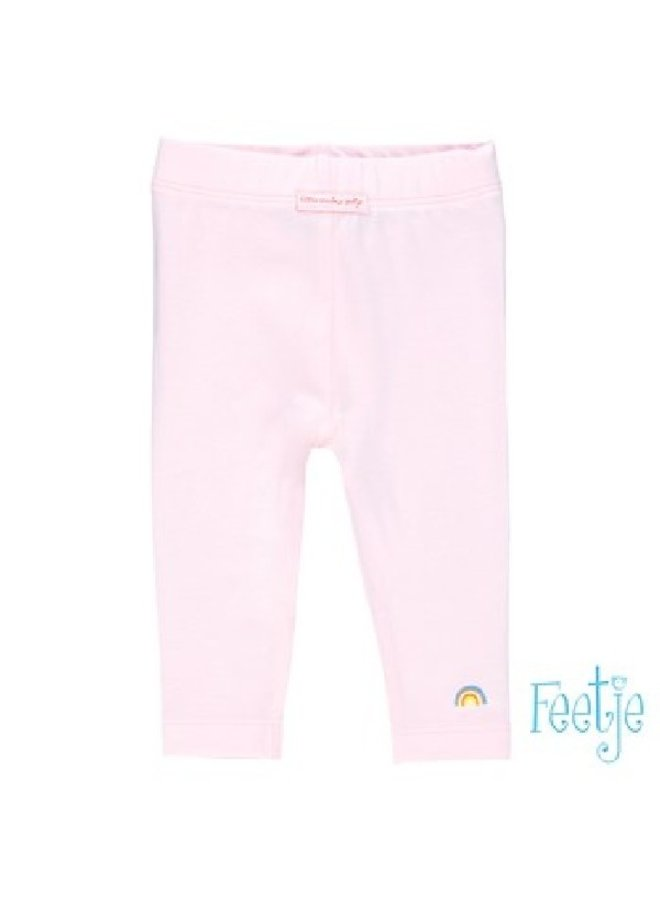 Little Rainbow Legging Roze