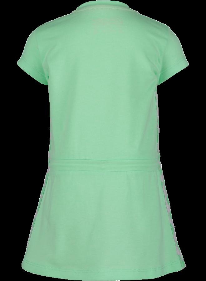 Jurk Bonita Neon pastel green