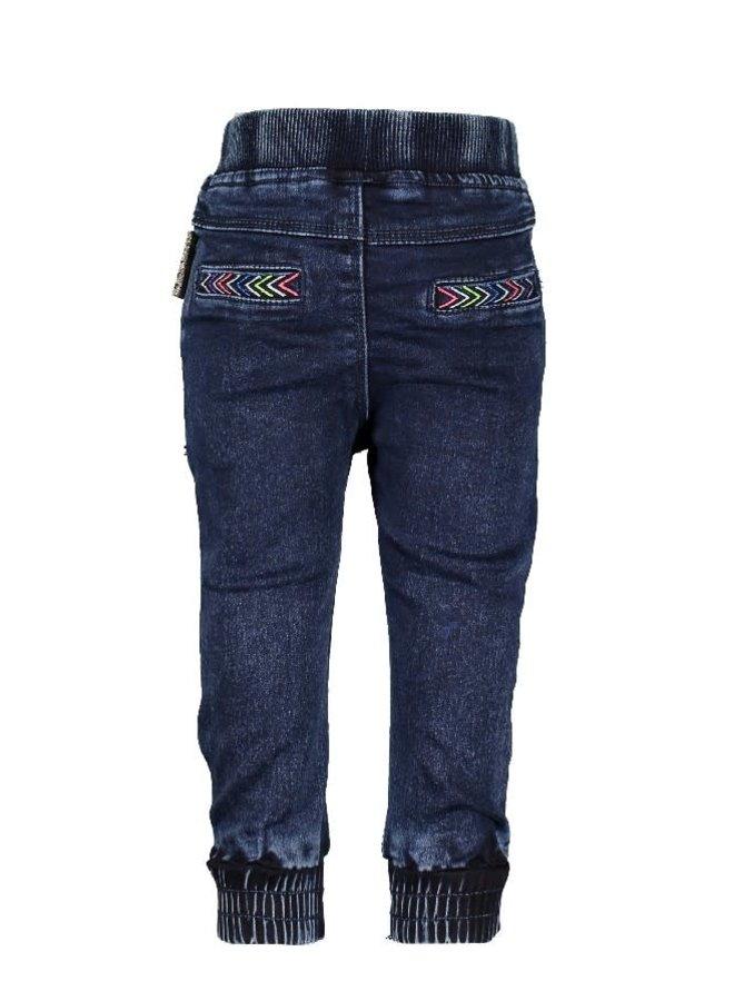 Denim Pants Ink Blue