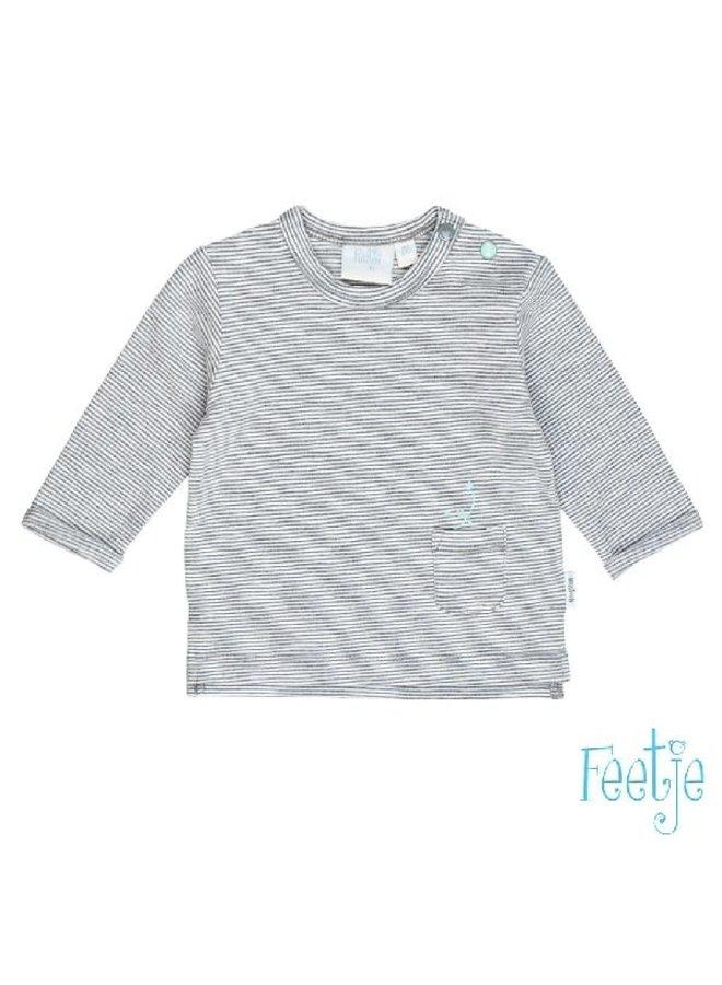 Stars Shirt Grey