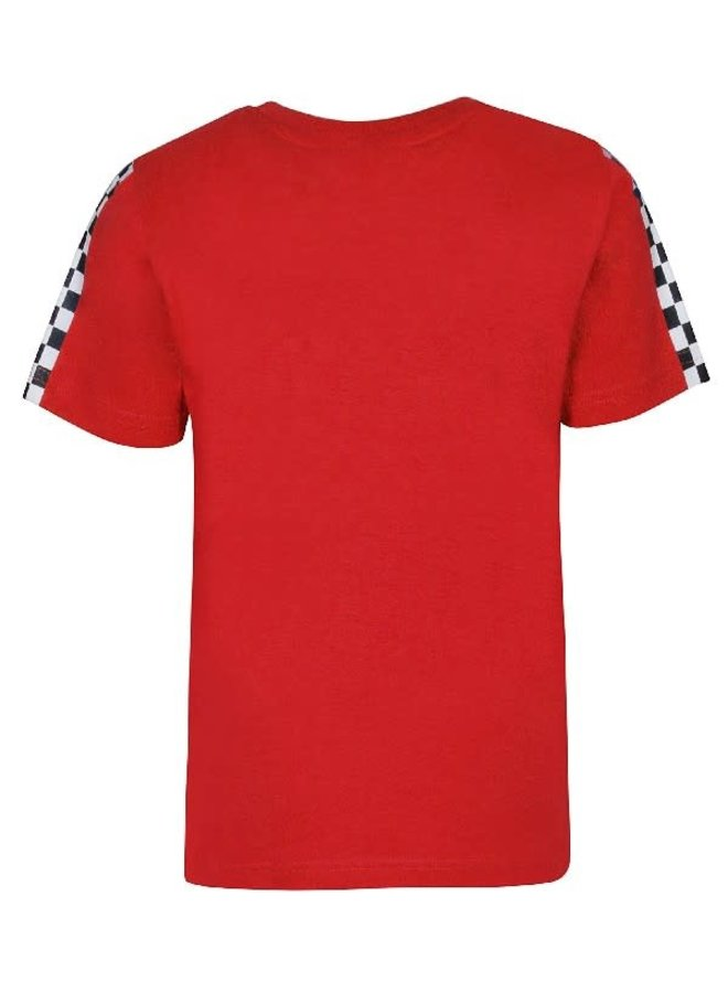 T-Shirt  I am the...   Rood
