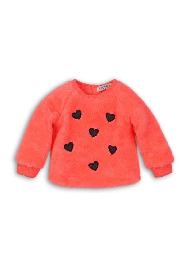 Hello Sweater Teddy Roze