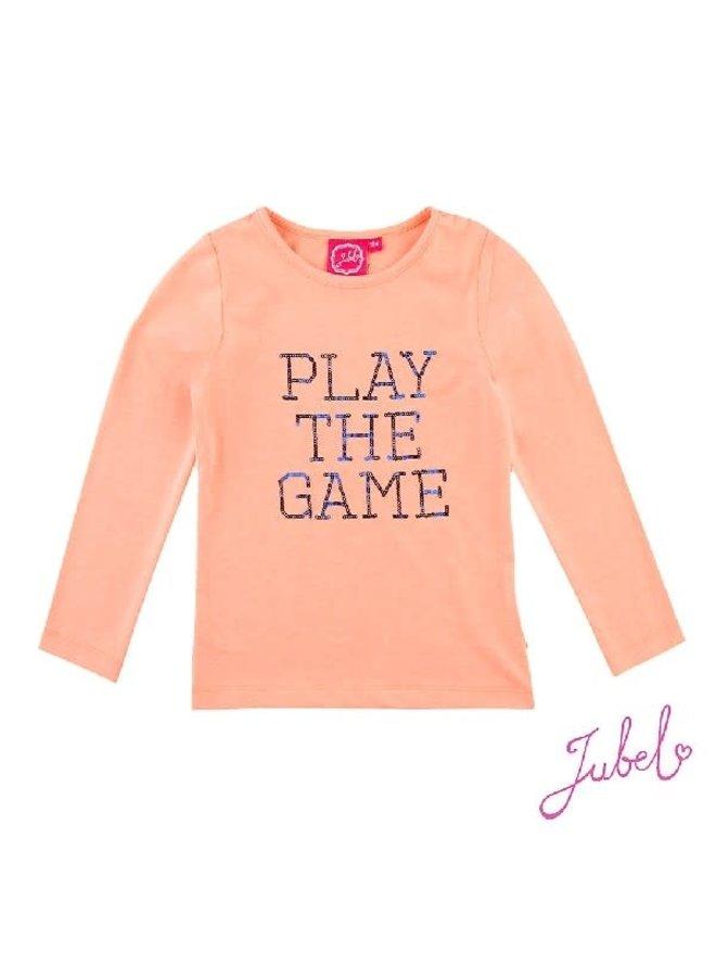 Easy Longsleeve Play The Game Oranje
