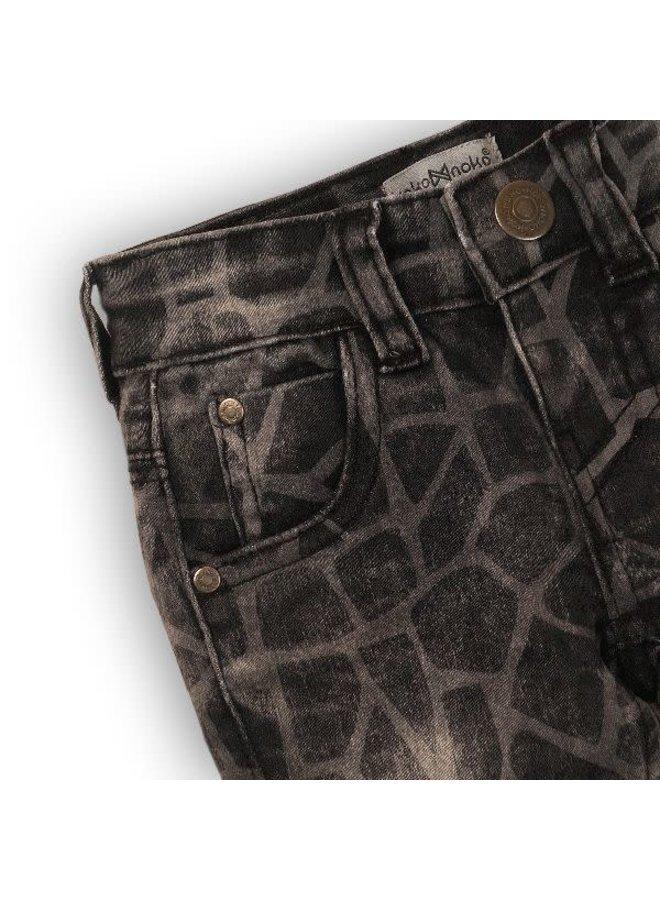 Jeans Denim Dark Grey