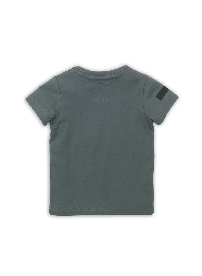 T-Shirt FREE Dark Green