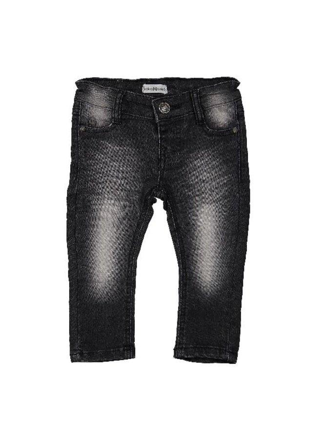 Jeans Broek  Faded Black