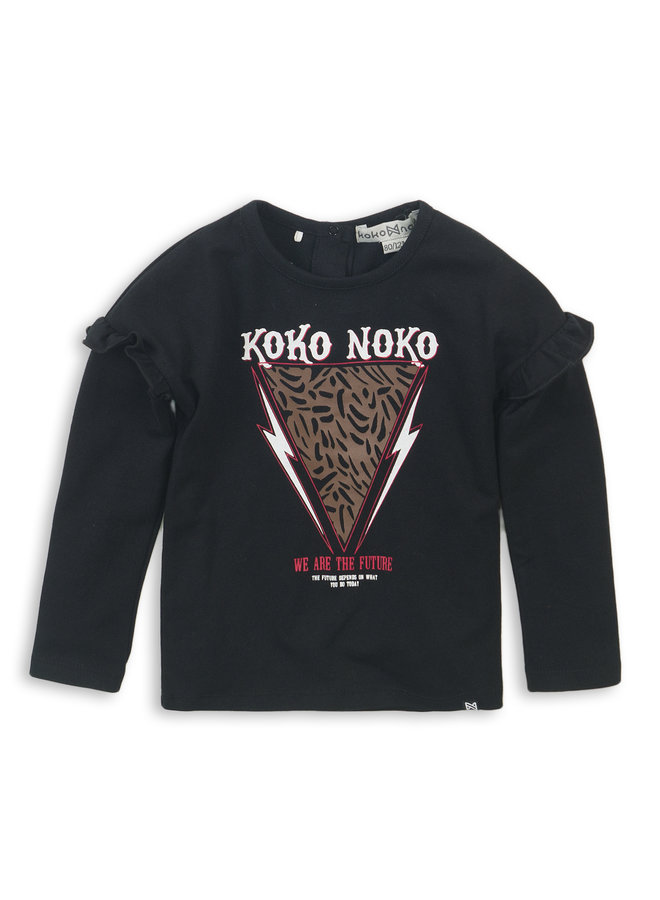 Longsleeve KOKO NOKO  Black