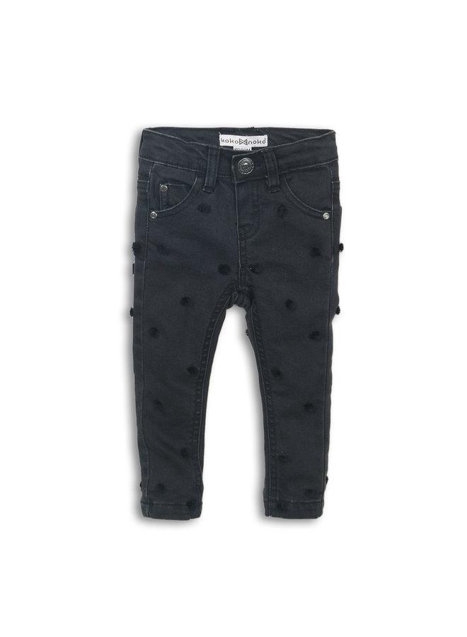 Jeans Black Denim