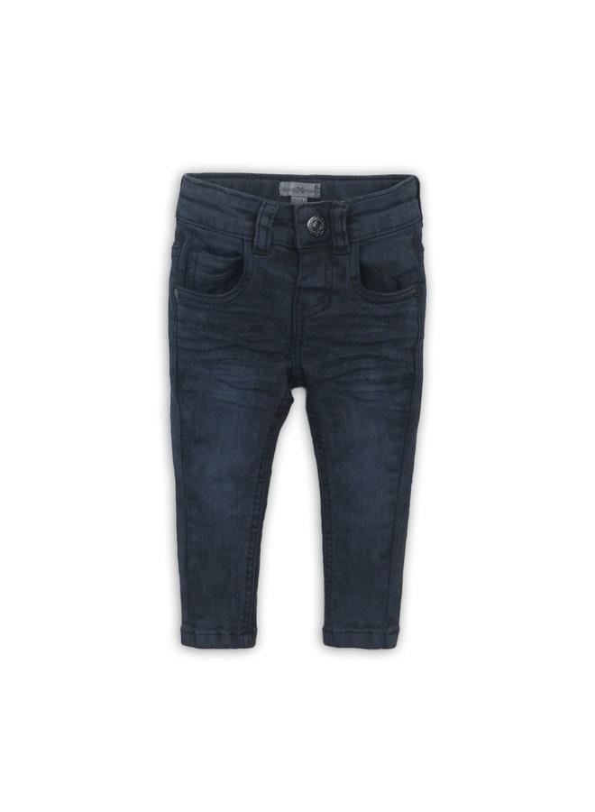 Jeans Dark Blue Denim