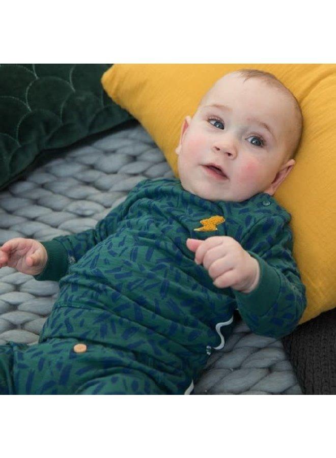 Boy Squad Sweater Groen kledinghoekje scherpenzeel.nl