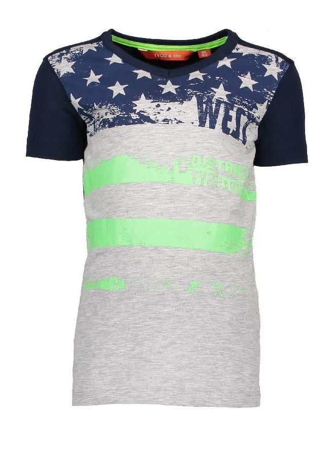 Shirt STARS & STRIPES