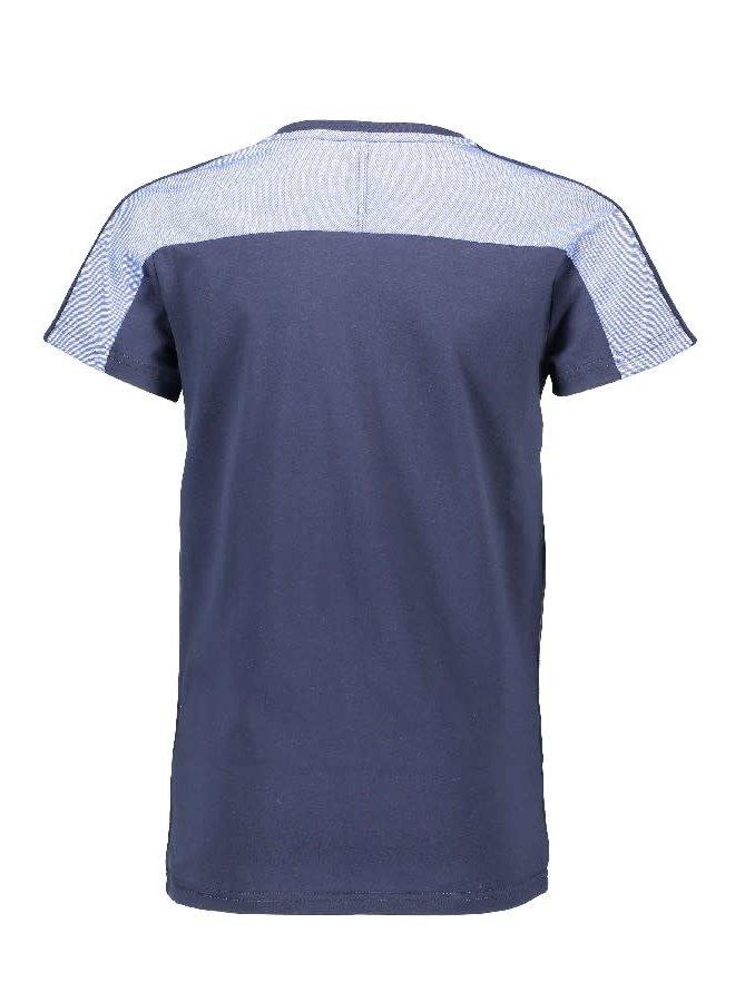 Shirt Kars  Piqué Navy