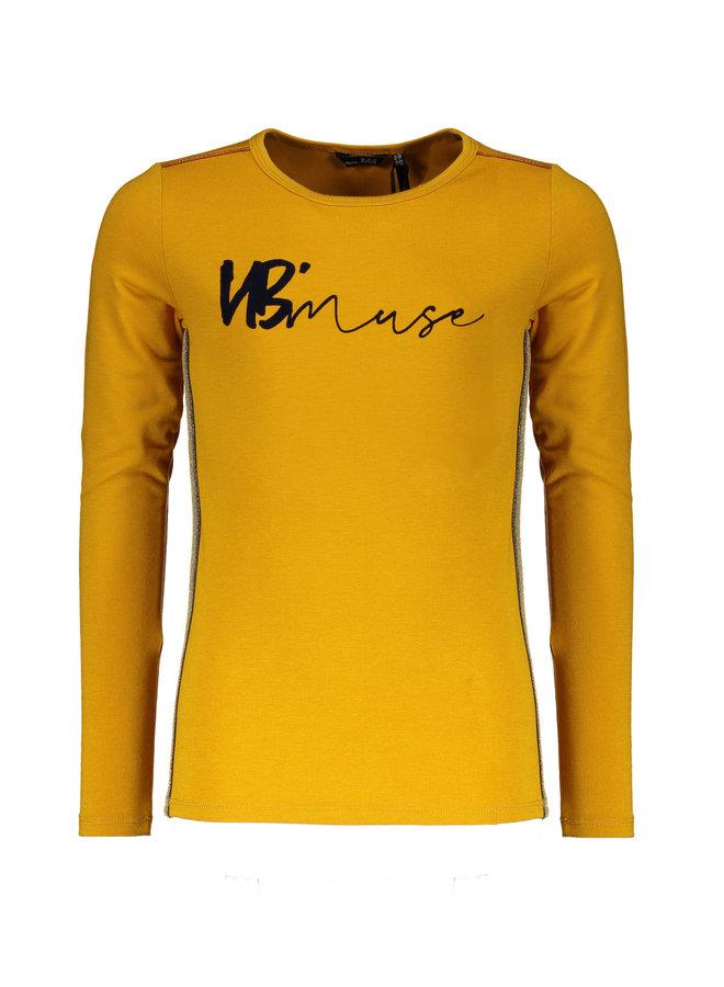 Kanoux Shirt Yellow Gold