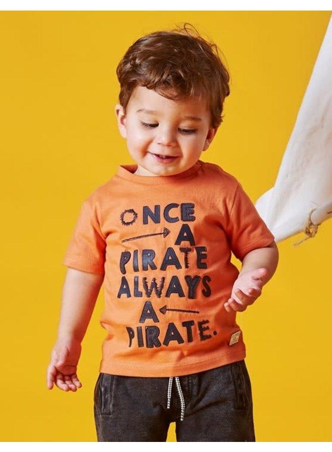 Treasure Hunter T-shirt Once A Pirate
