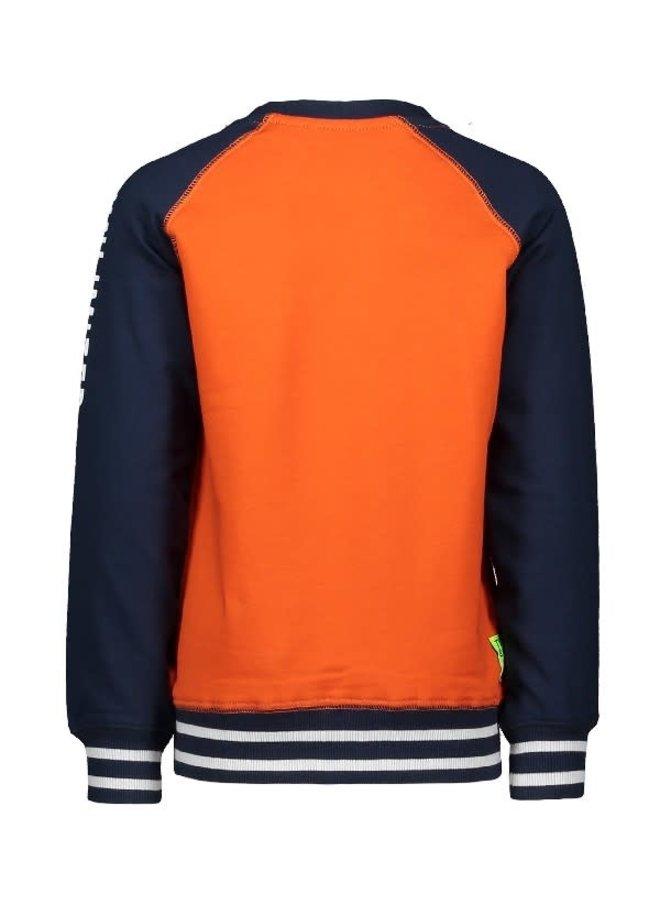 Sweater UNLIMITED Orange