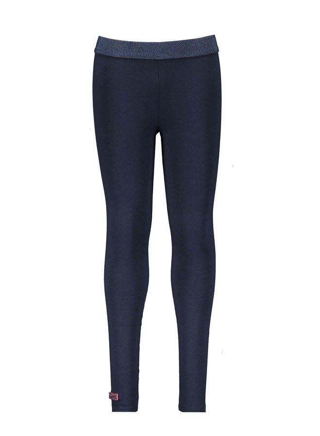 Legging Oxford Blue