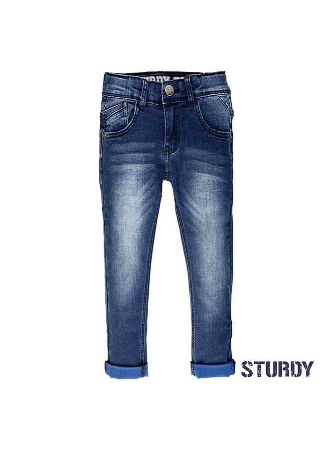 Jeans Indigo Slim Fit