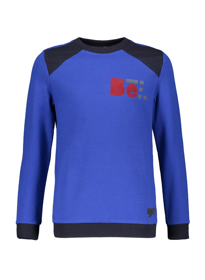 Kees Sweater Stone Blue
