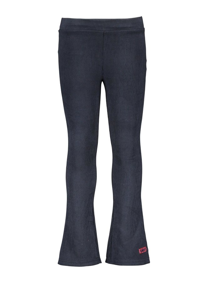 Flare Pants Oxfort Blue