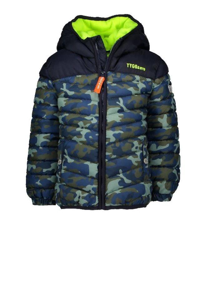 Jas Camouflage