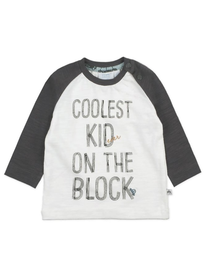 Cars Longsleeve Coolest Kid Ofwhite
