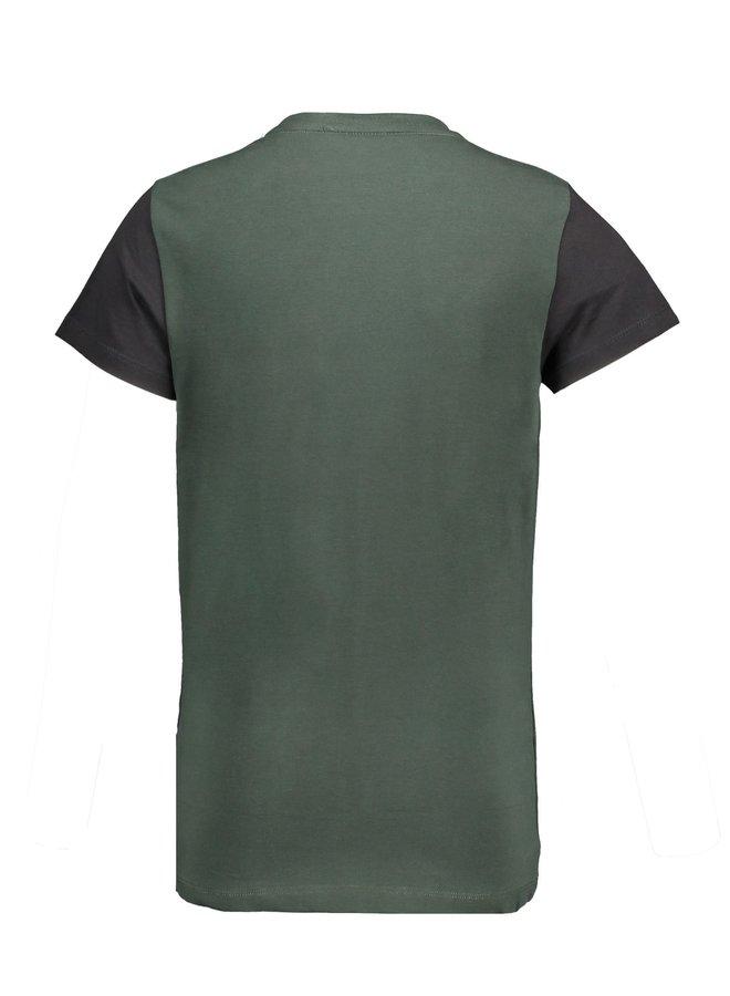 Kars T-Shirt Deep Forrest