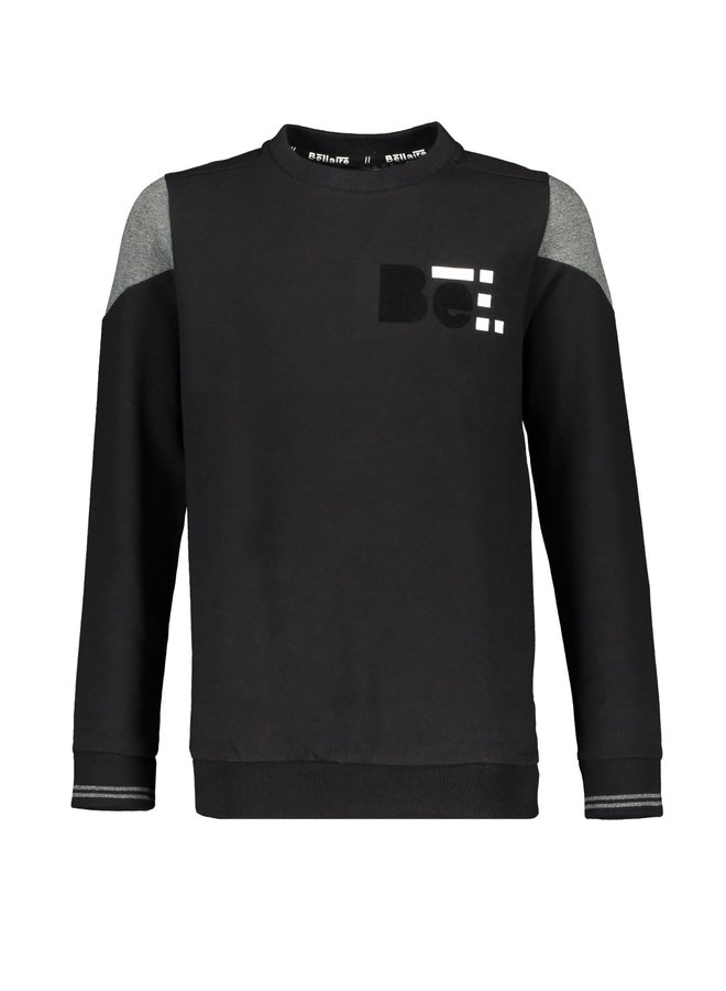Kone Sweater Jet Black