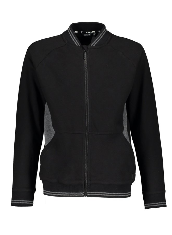 Adam Sweater Jet Black