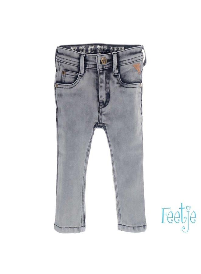 Jeans Slimfit Unisex Grey