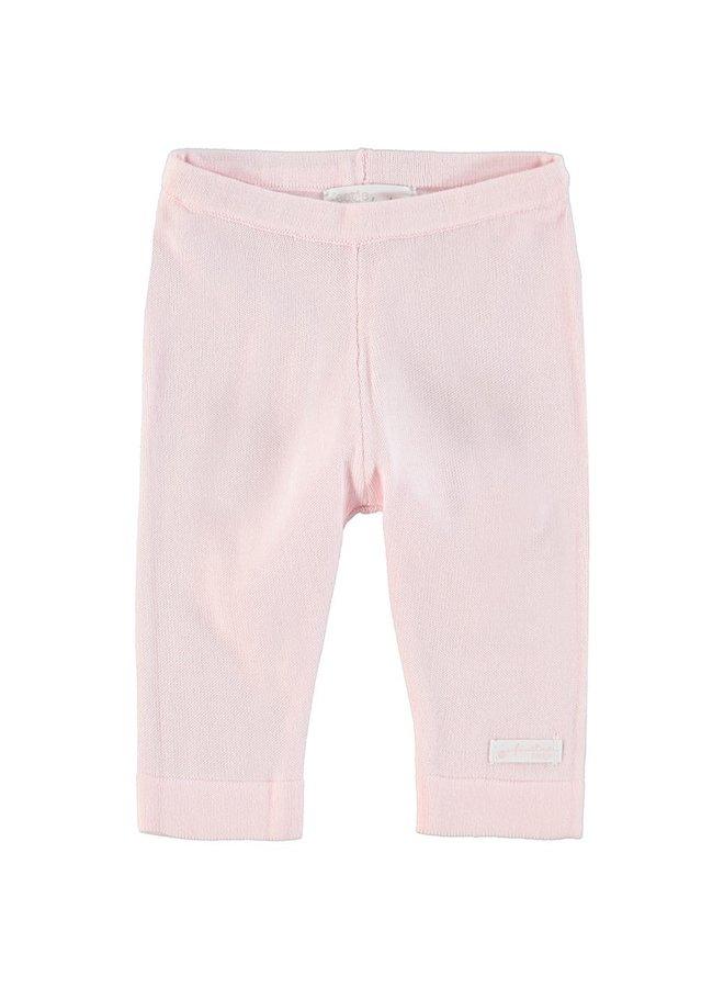 First Knit Broekje/ Leggigng Roze