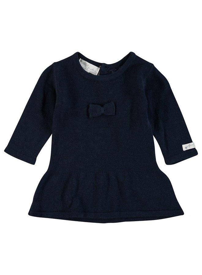 Jurkje First Knit Navy